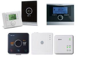 Hive smart heating controls