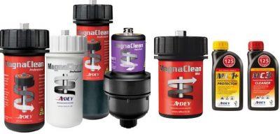 Boiler filters