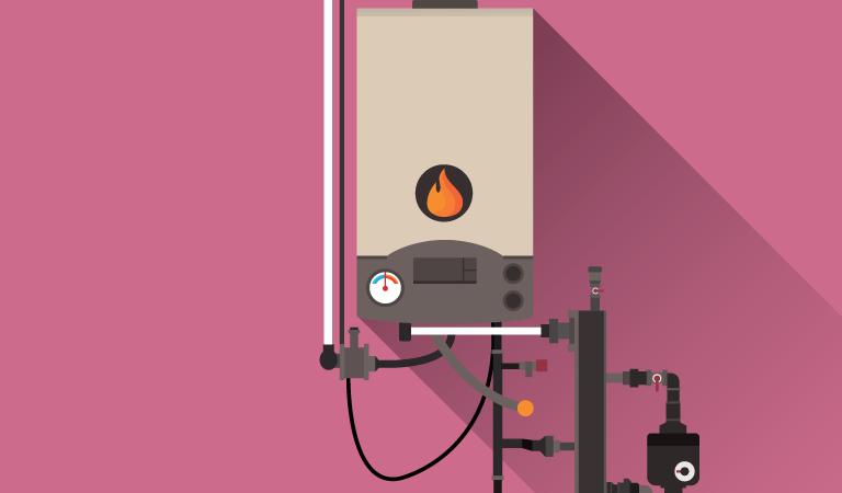 filter for boiler